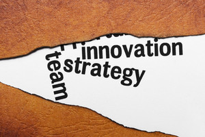 Innovation Strategy Concept