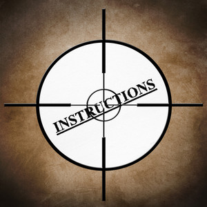 Instructions Target