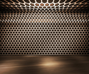 Interior Metal Background