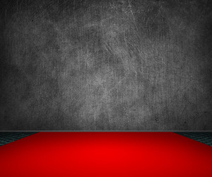 Interior Room Red Carpet Background