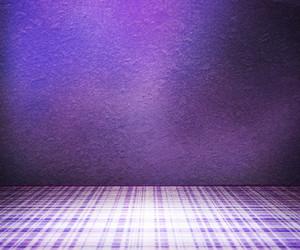 Interior Room Violet Background