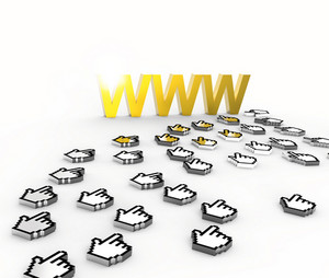 Internet Golden World Wide Web