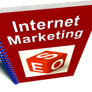 Internet Marketing Book Shows Online Seo Strategies