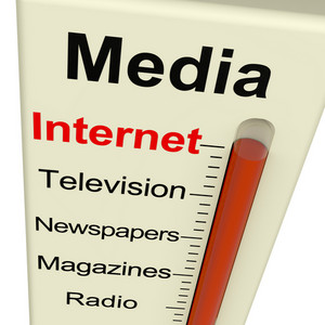 Internet Media Gauge Shows Marketing Alternatives Like Television And Newspapers