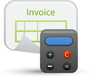 Invoice Calculator Lite Ecommerce Icon
