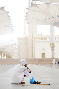 Islamic Holy Place in high resolution of 36 megapixels