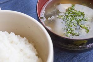 Japanese Rice on japan restaurant