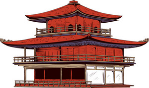 Japanese Traditional Building