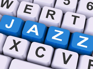 Jazz Key Shows Concert Orchestra Or Music