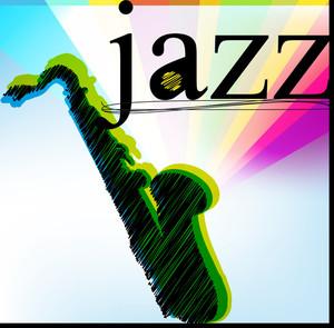 Jazz. Vector Illustration