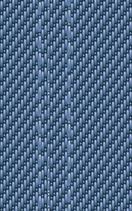 Jeans Seamless Vector Texture.