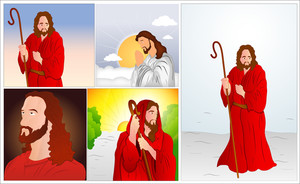 Jesus Christ Vectors