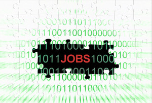 Job Puzzle Concept