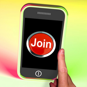 Join Button On Mobile Shows Subscription And Registration