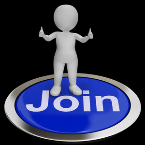 Join Button Shows Subscriptions Application And Registration