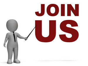 Join Us Sign Shows Register Or Subscribe