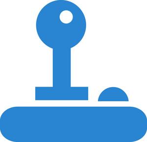 Joystick Simplicity Icon
