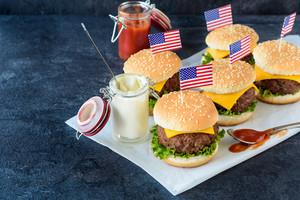 Juicy Mini Burgers