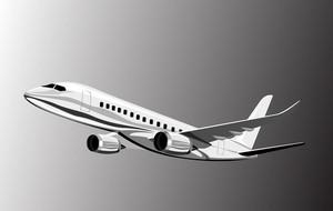 Jumbo Jet Plane