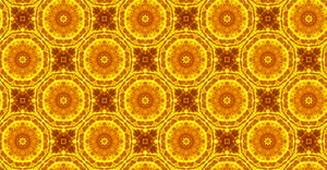 Kaleidoscope Decor Pattern