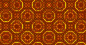 Kaleidoscope Decorative Design Background