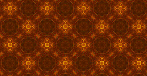 Kaleidoscope Festive Background