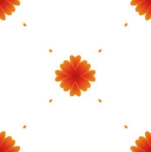 Kaleidoscope Floral Bg