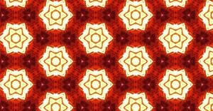 Kaleidoscope Floral Design