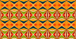 Kaleidoscope Pattern Graphic