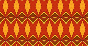 Kaleidoscope Vintage Graphic Backdrop