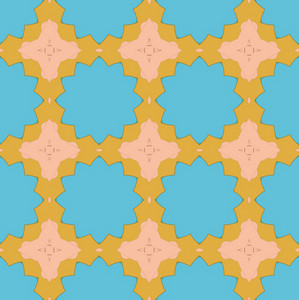 Kaleidoscopic Pattern