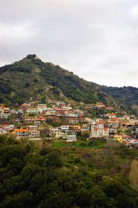 Kalopanayiotis  Village At Troodos Mountains