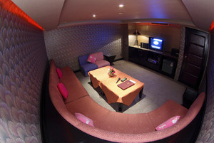 Karaoke song party room