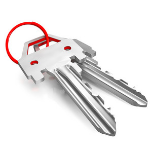 Keys Show Car Security And Safety
