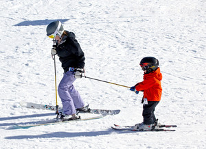 Kid Skier