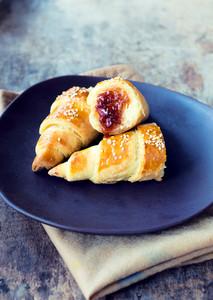 Sweet Croissants
