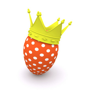 King Easter Egg