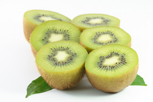 Kiwi Fruit Isolated