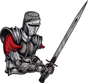 Knight Vector Element