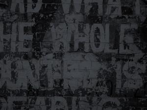 Knobby Text Wall