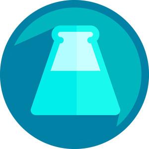 Lab Test Tube Icon