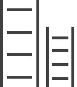 Ladder Minimal Icon