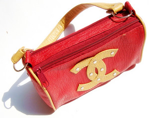 Ladies Purse Isolated
