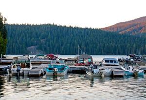 Lake Boat Marina