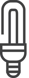 Lamplight Minimal Icon