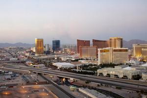Las Vegas Buildings Day