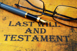 Last Will And Testament