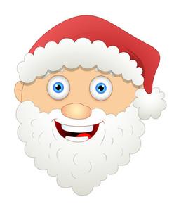 Laughing Santa