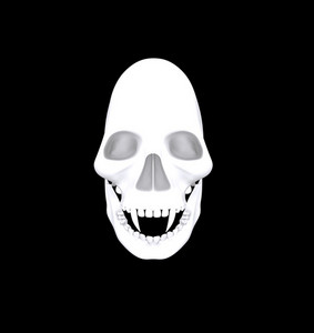 Laughing Skull