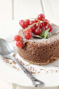 Hot Lava Cake
